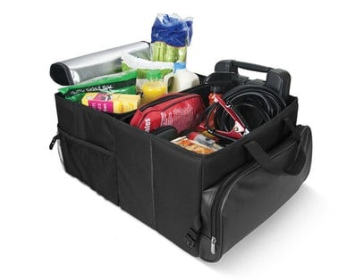 Auto XS Trunk Organizer With Insulated Cooler