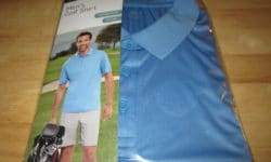 Crane Mens Golf Shirt