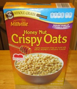 Millville Honey Nut Crispy Oats