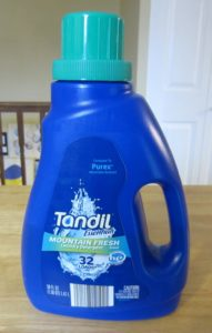 Tandil Essentials Mountain Fresh Laundry Detergent