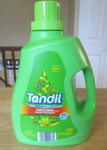 Tandil Premium Original Scent Laundry Detergent