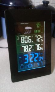 Sempre Digital Weather Station