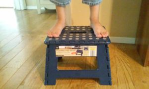 Easy Home Folding Stool