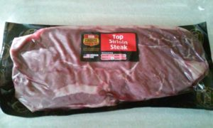 USDA Top Sirloin Steak