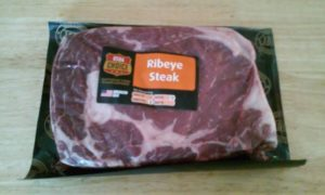USDA Choice Ribeye Steak