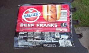 Parkview Beef Franks
