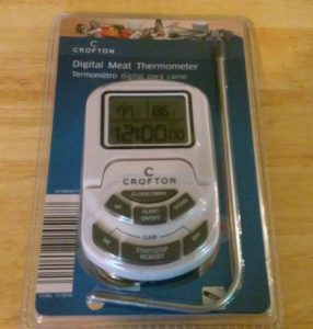 Crofton Digital Meat Thermometer