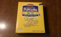 Clancy's Premium Microwave Popcorn