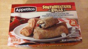 Appetitos Southwestern Rolls