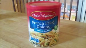 French Fried Onions