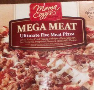 Mama Cozzi's Mega Meat Ultimate Five Meat Pizza
