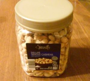 Specially Selected Deluxe Whole Cashews