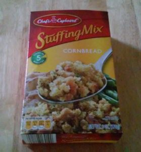Chefs Cupboard Stuffing Mix