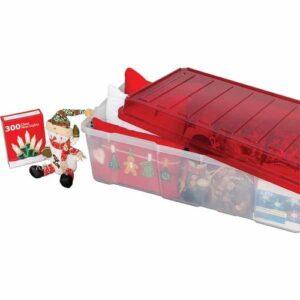 easy home christmas tree storage box