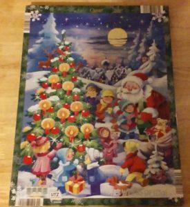 Choceur Advent Calendar
