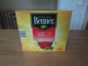 Benner Tea Co. Classic Blend