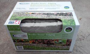 Suncast Border Stone Edging