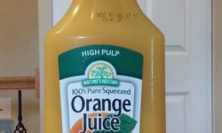 Nature's Nectar 100% Pure Squeezed Orange Juice High Pulp