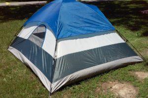 new york ae2a2 88d3c Adventuridge 4-Person 9' x 7' Dome Tent | ALDI REVIEWER