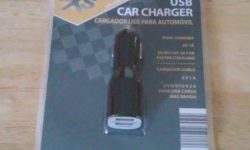 Auto XS USB Car Charger