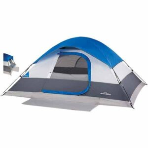 Adventuridge 4-Person 9' L x 7' W Dome Tent