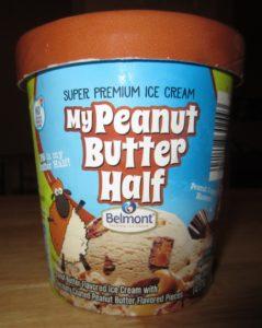 Belmont My Peanut Butter Half