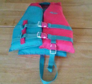 Fluid Aquatics Life Vest: Child