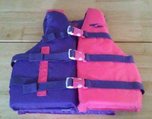 Fluid Aquatics Life Vest: Youth