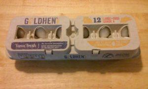 Goldhen Eggs