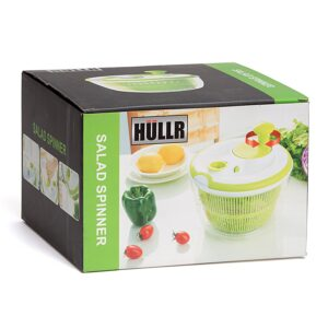 HULLR Premium Salad Spinner