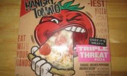Mama Cozzi's Hangry Tomato Triple Threat Pizza