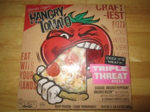 Mama Cozzi's Hangry Tomato Triple Threat Pizza