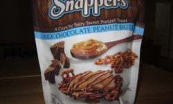 Snappers Milk Chocolate Peanut Butter Pretzels