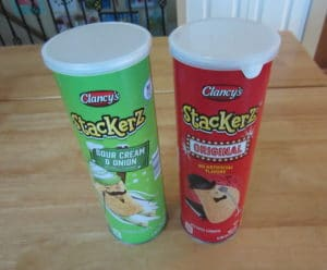 Clancy's Stackerz Original + Sour Cream & Onion