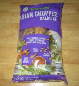 LIttle Salad Bar Asian Chopped Salad Kit