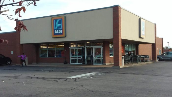 Our Local Aldi / ALDI