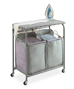 Easy Home Double Sorter with Ironing Board