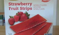 SimplyNature Strawberry Fruit Strips