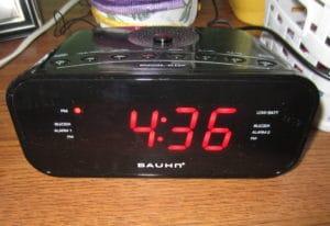 Bauhn Accessories Radio Alarm Clock 2