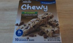 Millville Chewy Granola Bars