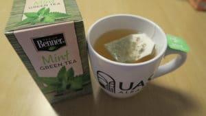 Benner Mint Green Tea