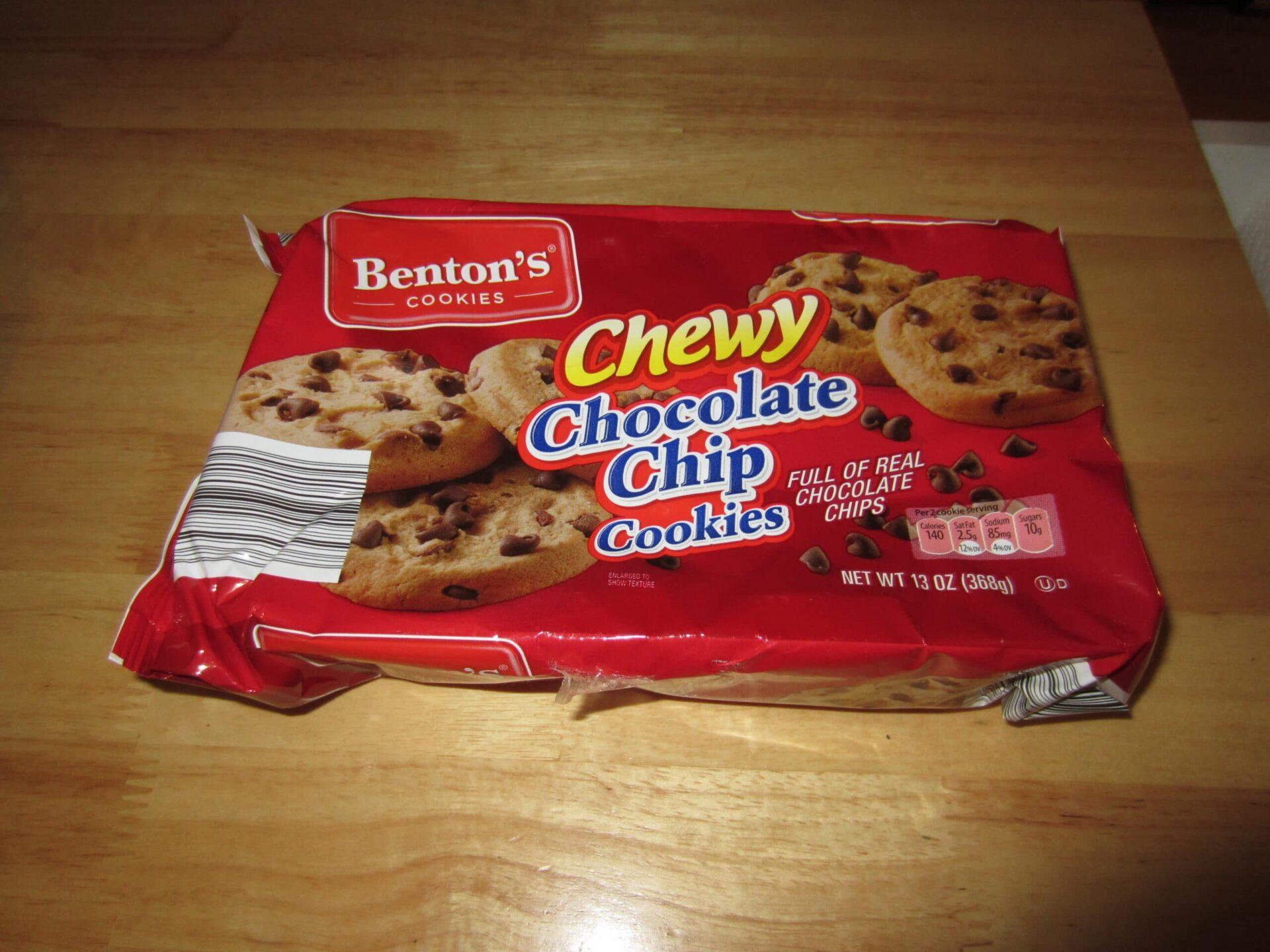 Benton's Chewy Chocolate Chip Cookies