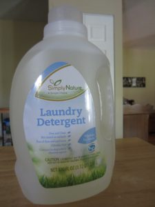 SimplyNature Laundry Detergent