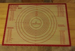 Crofton Silicone Pastry Mat Aldi Reviewer