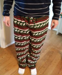 Mens and Ladies Holiday Pajama Pant