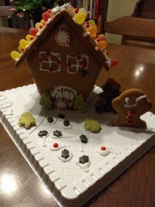 Benton's Gingerbread House Kit
