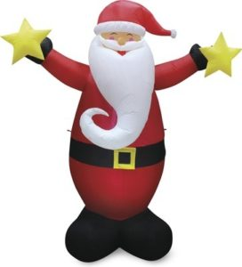 Merry Moments 7' Christmas Inflatable