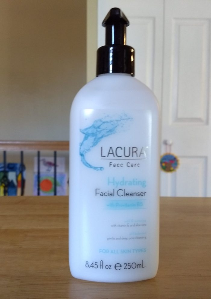 Recall facial cleaner
