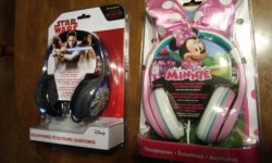 eKids licensed headphones