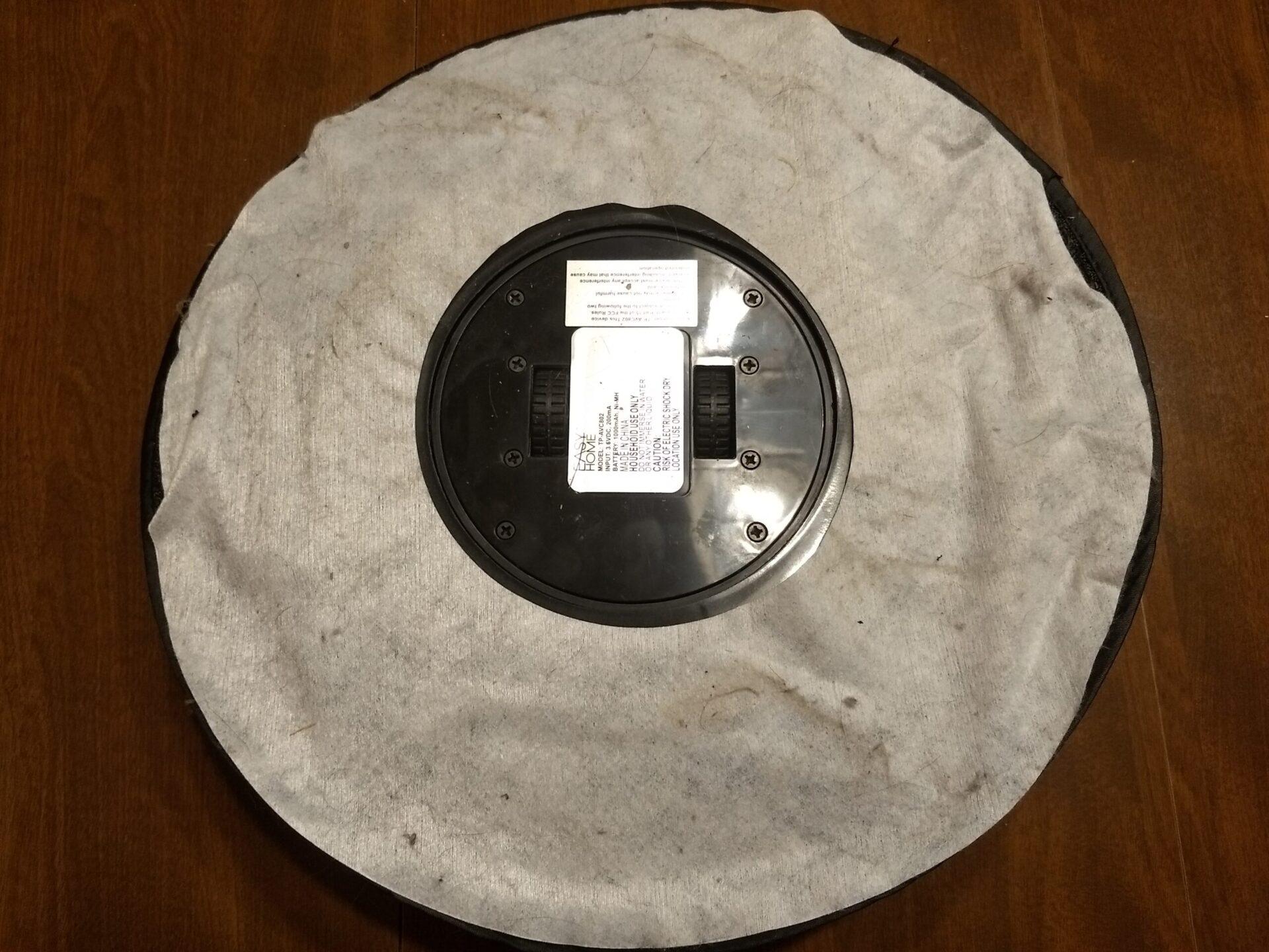 Easy Home Robotic Floor Duster Refills Taraba Home Review